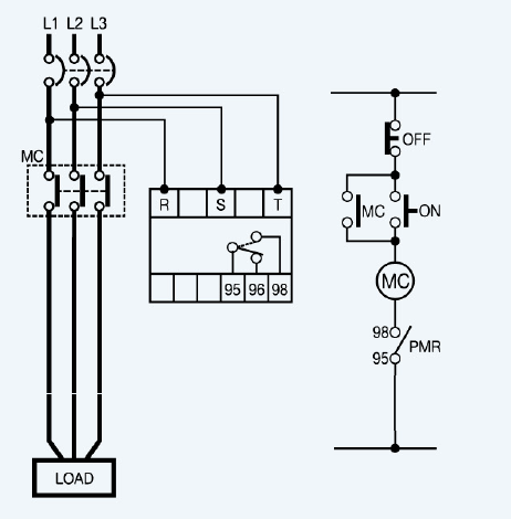 Contactor Wiring Diagram A1 A2 on wiring diagram 3 pole contactor