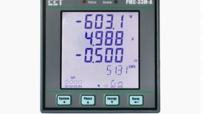 Hướng Dẫn Cài Đặt Đồng Hồ Đa Năng CET PMC-33M-A