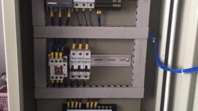 Lắp Tủ Điện Điều Khiển Chiếu Sáng Tự Động