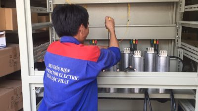 Industrial Electrical Cabinet Assembly In Ho Chi Minh City